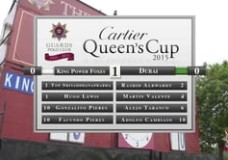 Polo Queen's Cup Final – King Power Foxes vs Dubai 2015