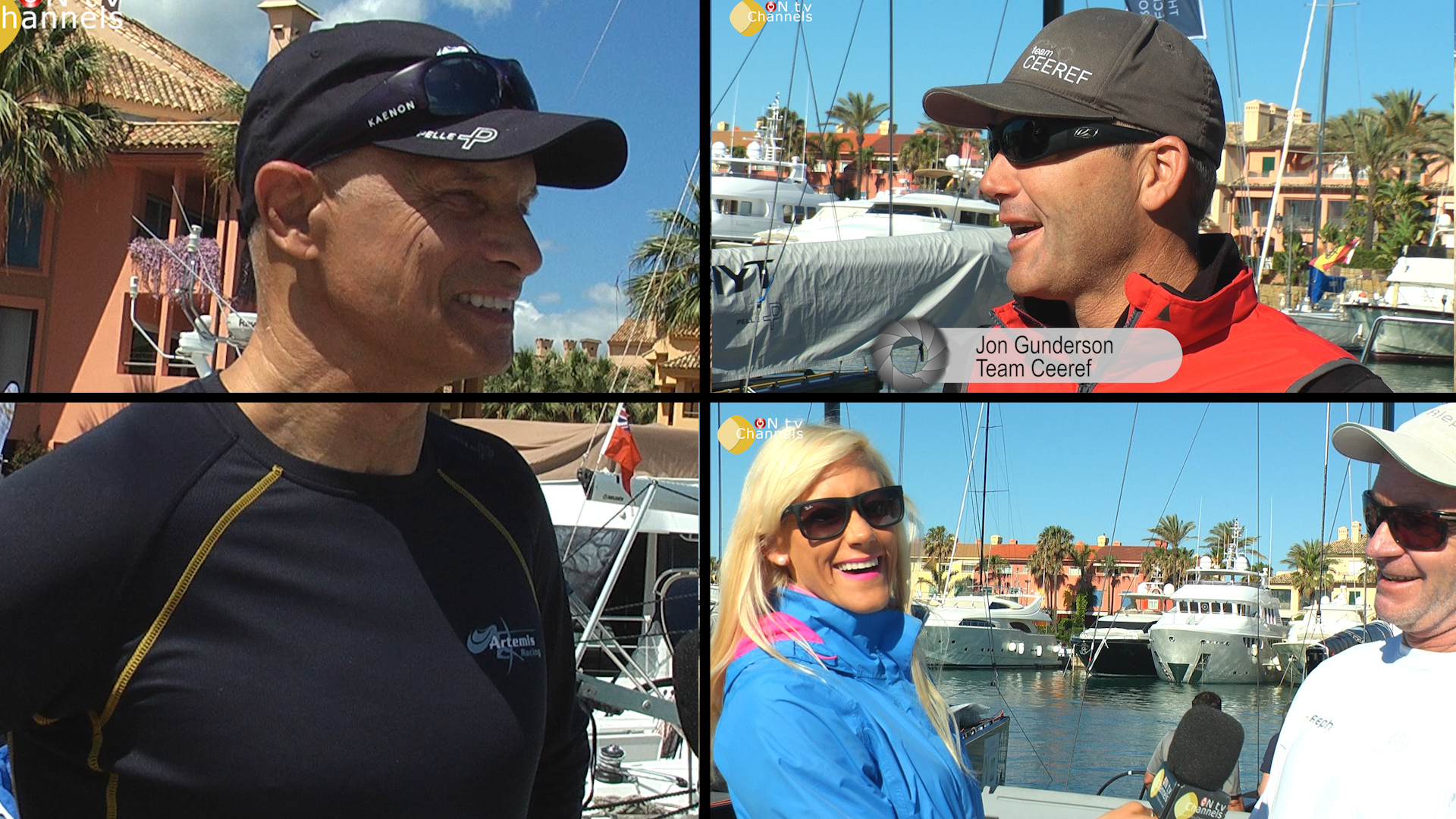 RC44 World Championship 2016 Sotogrande – Spain EXCLUSIVE INTERVIEWS!