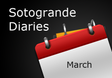 March Diaries