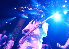 Nile Rodgers & CHIC return to Marbella! Puente Romano 30th August 2013