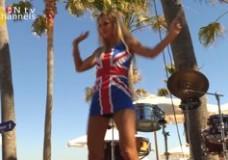 Nikki Beach – Made in London Party – Marbella