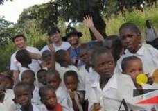 Gibraltarian Rock Band – Taxi visit Tanzania for Charity AKIN