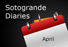 April Diaries