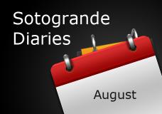 August Diaries