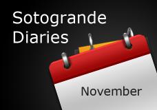 November Diaries