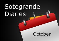 October Diaries